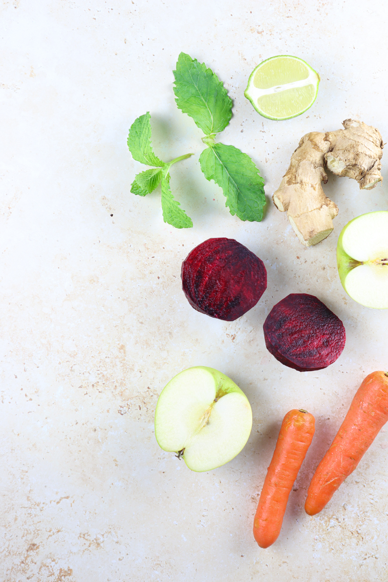 Whether you eat them raw, juice them or turn them into hummus, beetroots are a delicious way to add tons of strong nutrients to your meals.