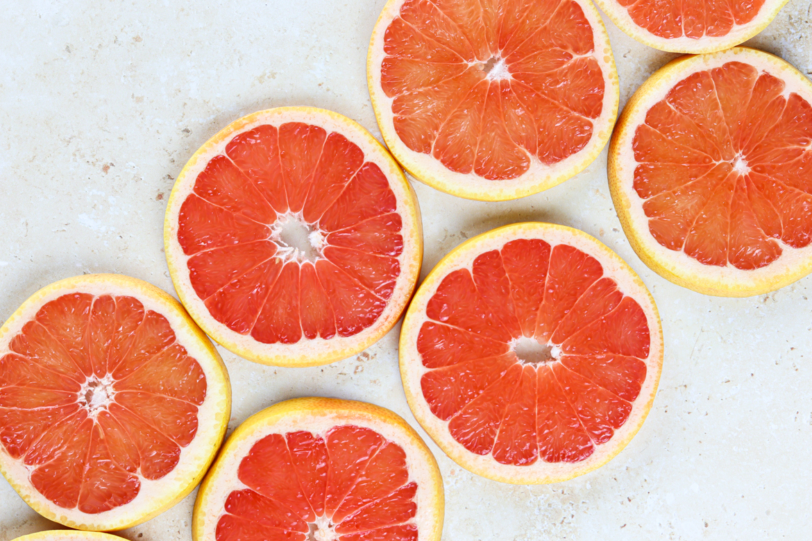 They're pink, bittersweet, juicy and super refreshing. Grapefruits are one of the best fruits to eat when you need to boost your immunity.